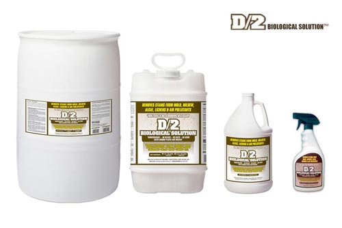 D/2 Stone Cleaning Products