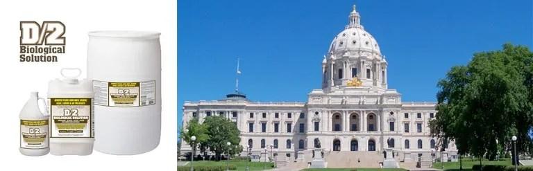 D2: MN Capitol