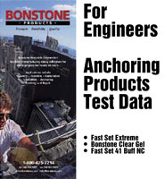 Anchoring Test Data