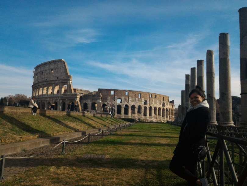 Sabrina - Coliseu Roma - Bons Ventos me Levam