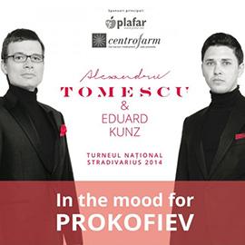 Alexandru Tomescu si Turneul Stradivarius 2014