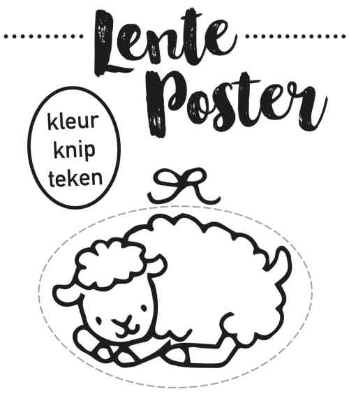 illustraties pasen lente free download