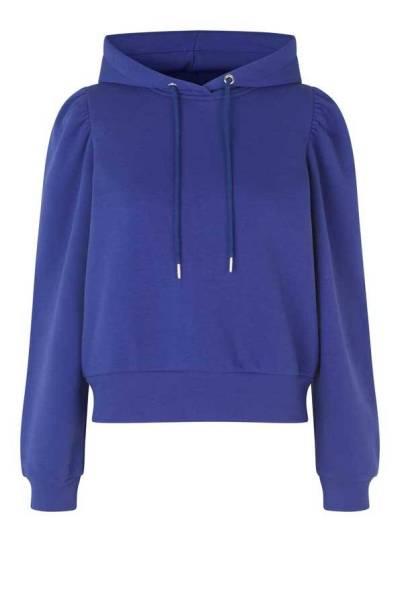 Carmelle sweat hoodie spectrum blue Second Female