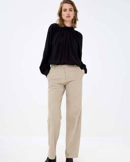 Duke blouse black By-Bar