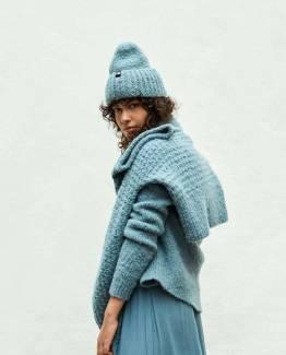 Abigail lago INTI knitwear