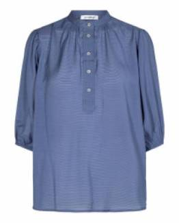 Pauline shirt new blue Co' Couture