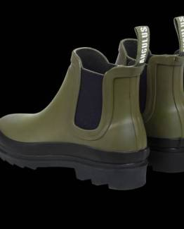Rain boots olive Angulus