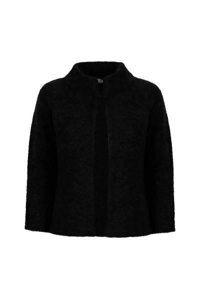 Cardigan core black Noman'sland