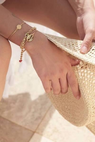 Rolo bracelet love By Nouck