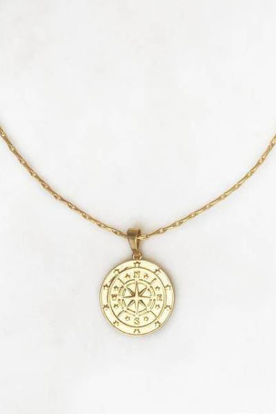 Fine chain compass By Nouck
