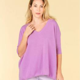Kate lilas Absolut Cashmere
