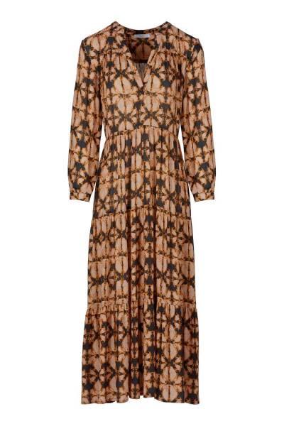 Julia batik dress print By-Bar Amsterdam