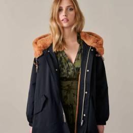 Laos coats off black Bellerose