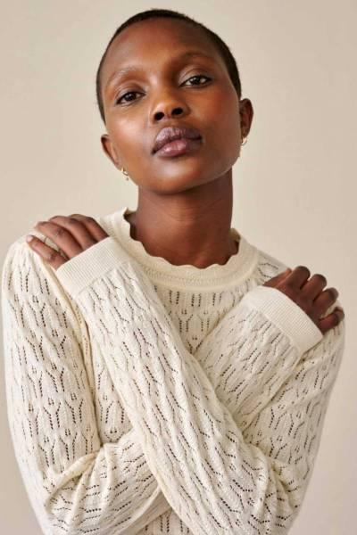 Uhol knitwear natural Bellerose