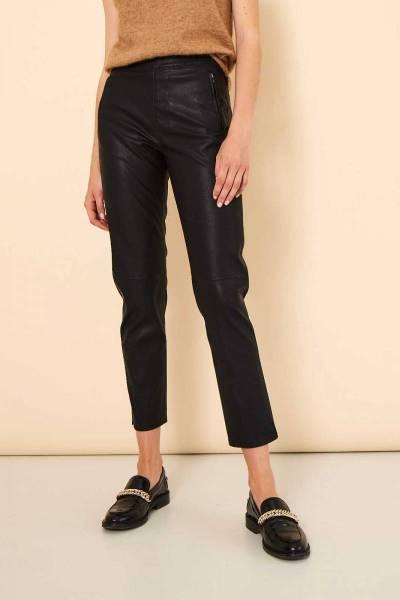 Alix pants black Knit-ted
