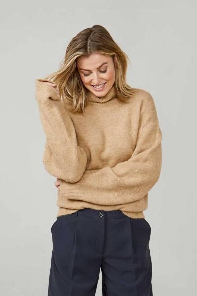 Boyfriend sweater soft wool alpaca Summum