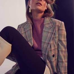 Ellison oversize blazer Co'Couture