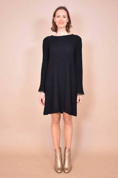 Felise robe noir La Fee Maraboutee
