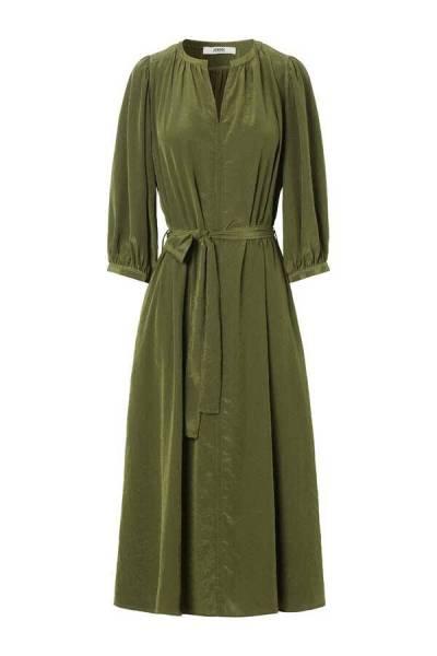 Frauke dress moss Zenggi
