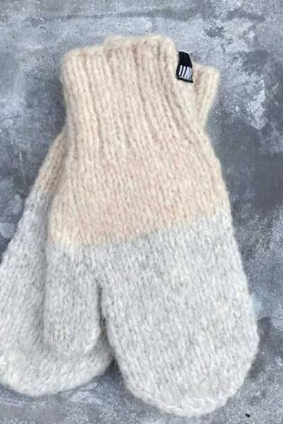Duo huante silver INTI knitwear