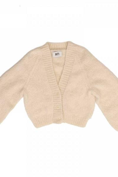 Miriam ecru INTI knitwear