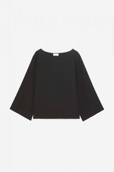 Shirt nero Ottod'Ame