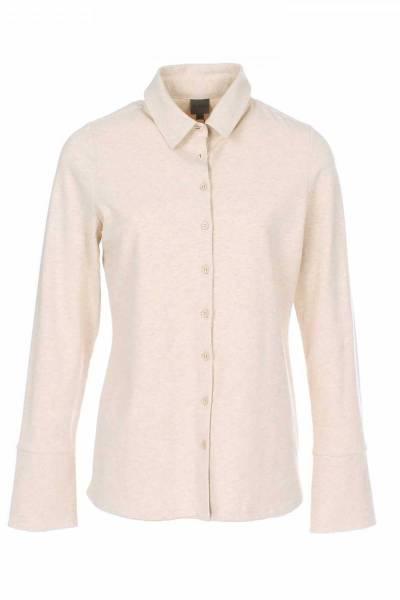 Yfke blouse stretch sand Aimee