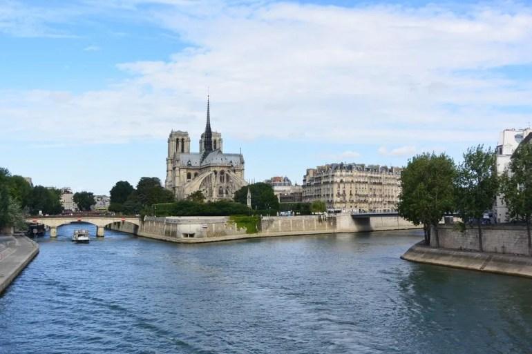 Views of Paris