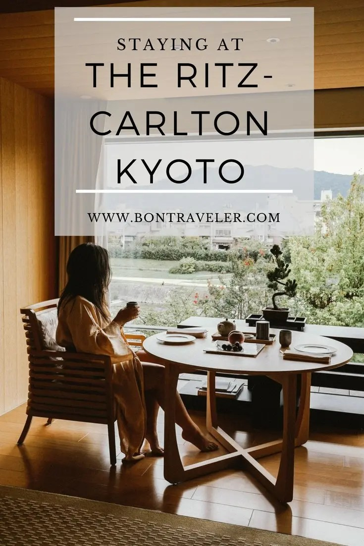 The Ritz-Carlton Kyoto