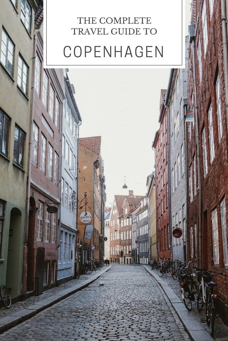 The Complete Travel Guide to Copenhagen
