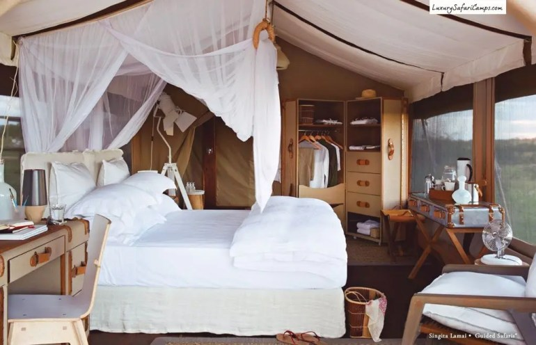 International Summer Glamping Spots That Should Be on Your List