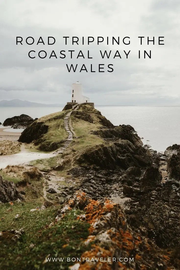 Road Tripping the Coastal Way in Wales