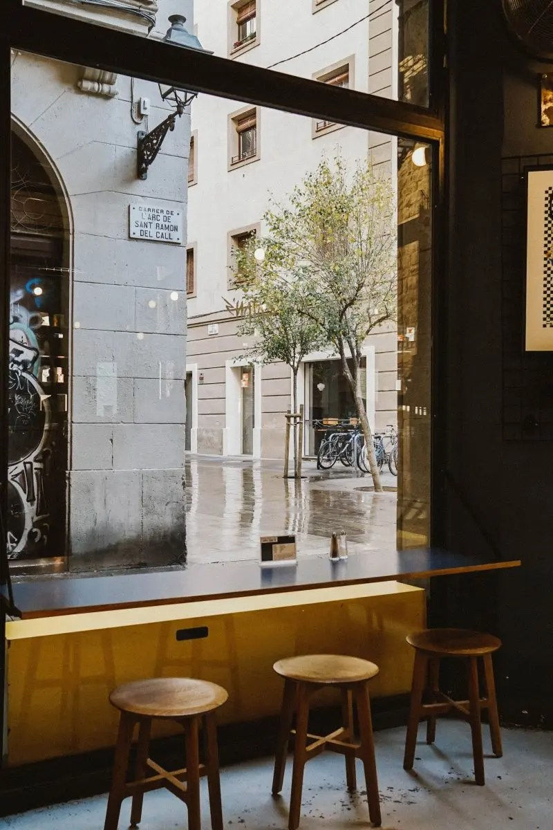 5 Coffee Shops Not to Miss in Barcelona