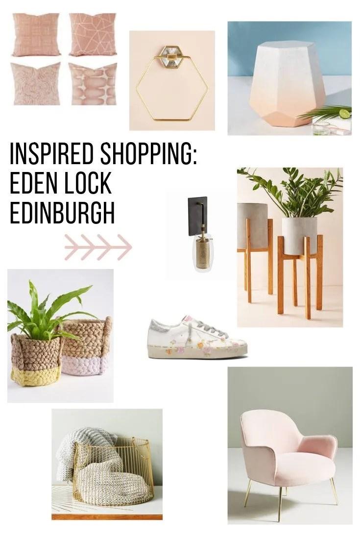 Inside Eden Locke in Edinburgh