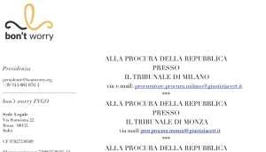 23-10-2018 Esposto alla Procura della Repubblica
