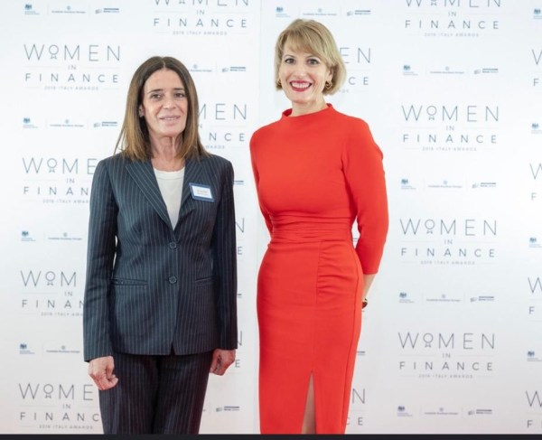 Woman in Finance 2019 - bon't worry
