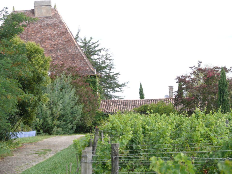 Château Lagarette