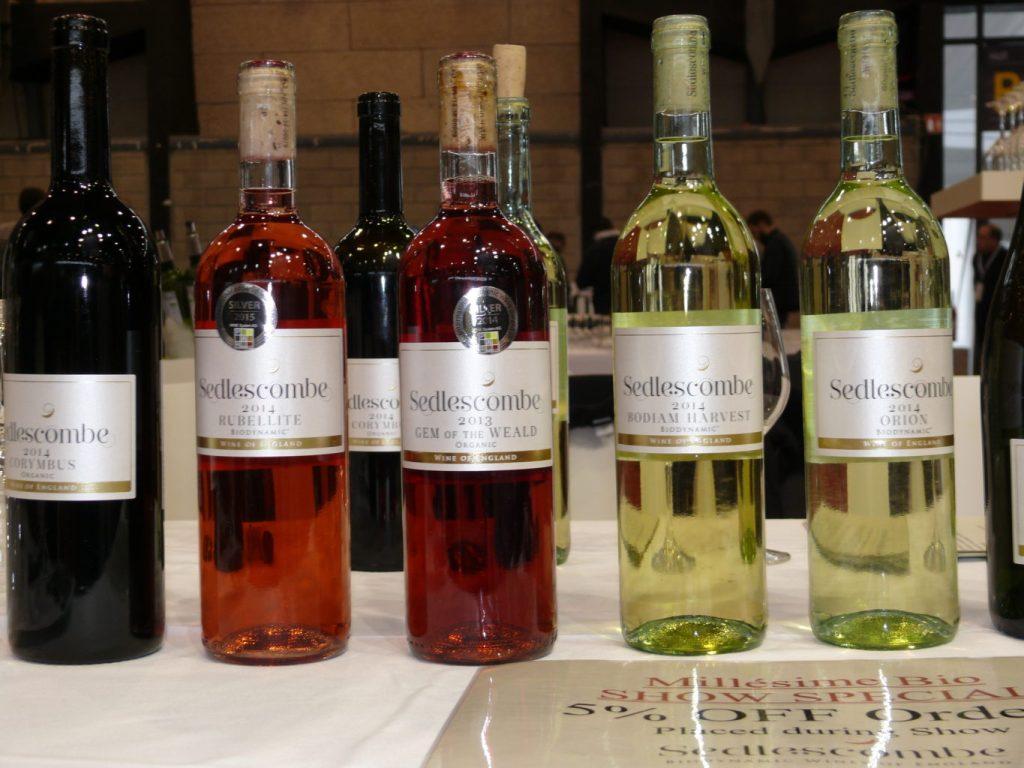 Millésime vin en anglais