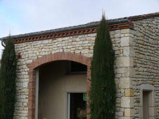 domaine de Larroque à Gaillac