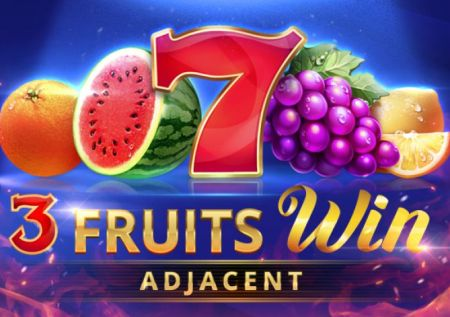 3 Fruits Win: 10 lignes