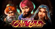 La machine a sous Fortunes of Ali Baba de PLAY'n GO