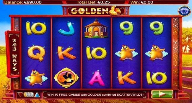 La machine a sous Golden de Nextgen Gaming-min