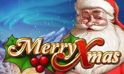 La machine a sous Merry Christmas de Play N Go-min