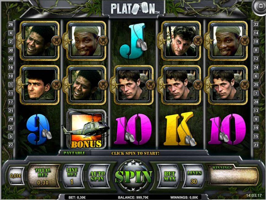 Platoon de Isoftbet dans les casinos en ligne de France-min