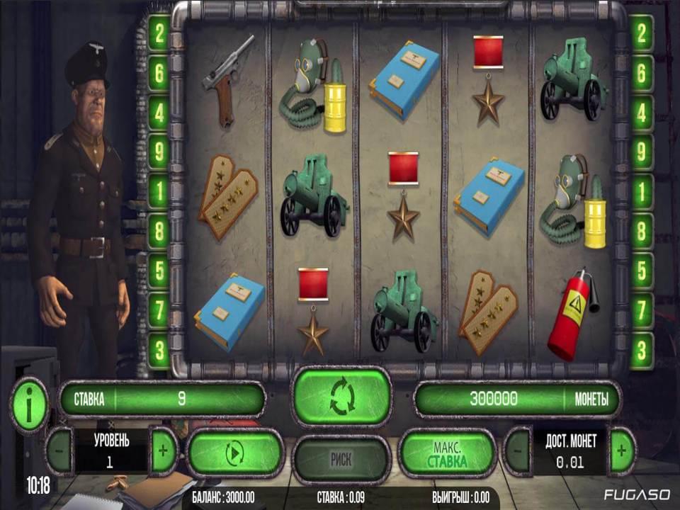 Resident 3D de Fugaso dans les casinos en ligne de France