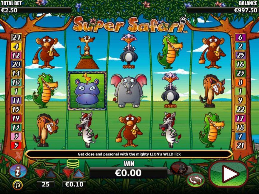 Super Safari de Nextgen dans les casinos de France-min