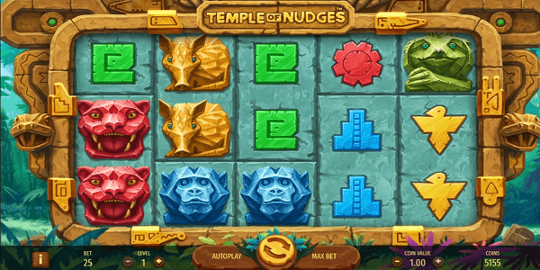 Temple of Nudges de Netent dans les casinos de France-min