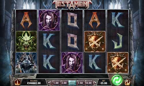 Testament PLAY'n GO dans les casinos de France-min