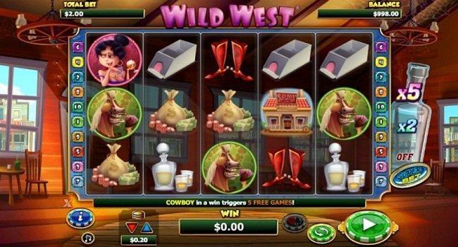 Wild West de Nextgen dans les casinos en ligne de France-min