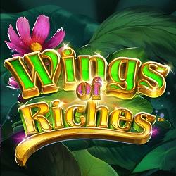 Wings of Riches machines a sous de netent et bonus tours gratuits